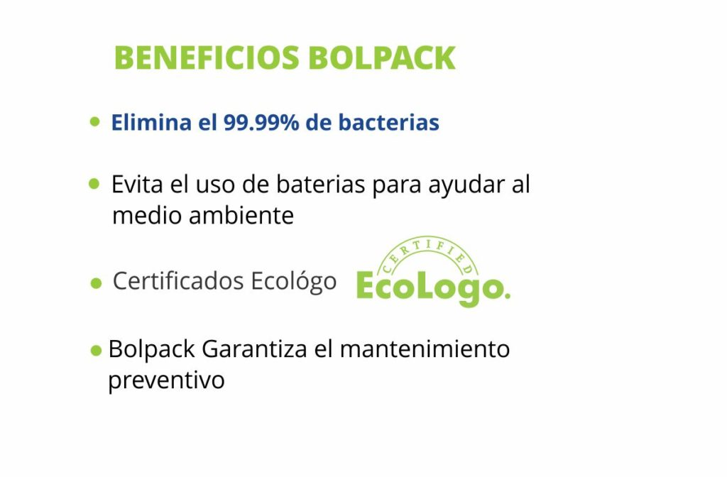 BENEFICIOS BOLPACK